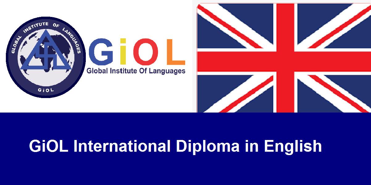 GiOL International Diploma in English Language - Group Class